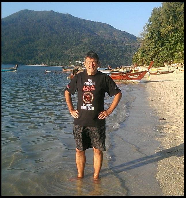 Opětovný pozdrav na Bali Robertu Mezeiovi !!!