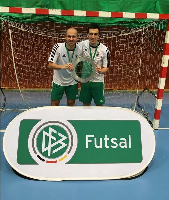 Benek s Němcem se se Saským týmem stali MISTRY Německa pro rok 2016 !!!