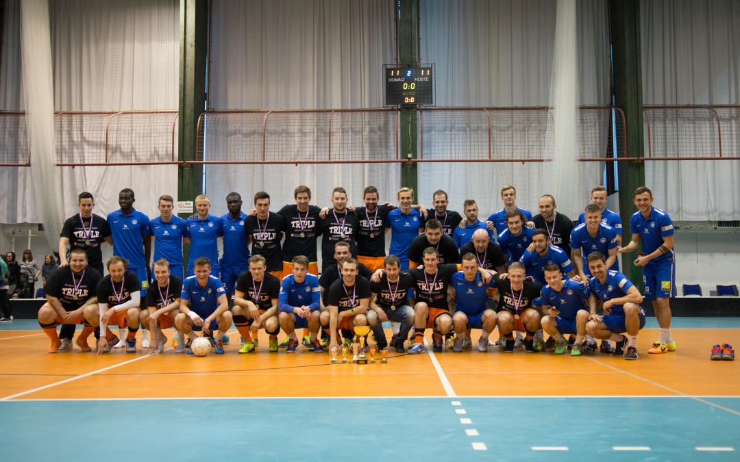 Shrnutí závěrečné exhibice se Slovanem Liberec !!!