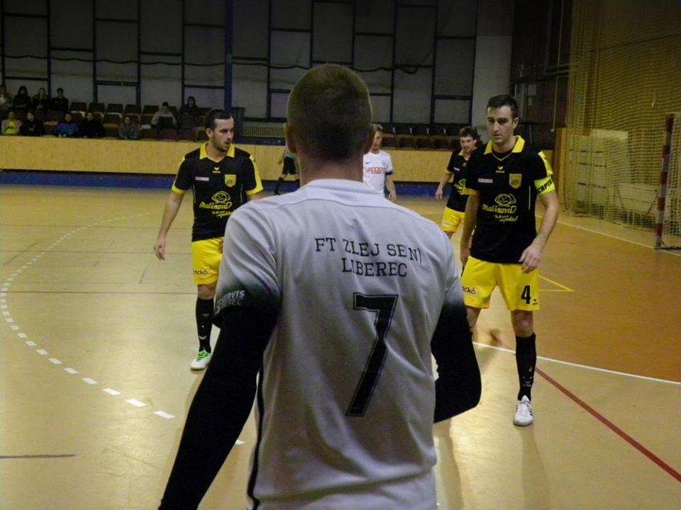 """""""A"""" tým – Sérii 14ti neprohraných utkání utnulo plzeňské Jerigo, kam jsme odcestovali opět v pozměněné sestavě !!!"""