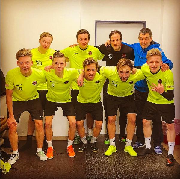 """""""Junioři"""" – Mladíci dále plují na vítězné vlně ! Tentokrát zvládli důležité utkání proti TTNF Liberec !!!"""