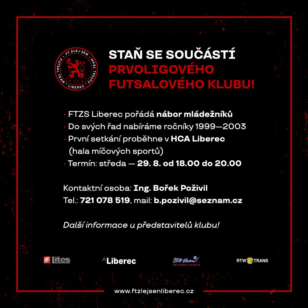 """""""Jun."""" – SEN nabírá nové členy ! První setkání nováčků se uskuteční 29.08. v HCA Liberec !!!"""