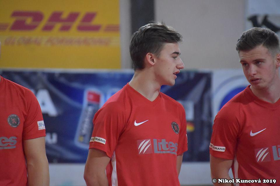 """Rozhovor"" – Kapitán U19 a člen ligové kádru MAREK BÍNA se aktuálně pere s mononukleozou !!!"