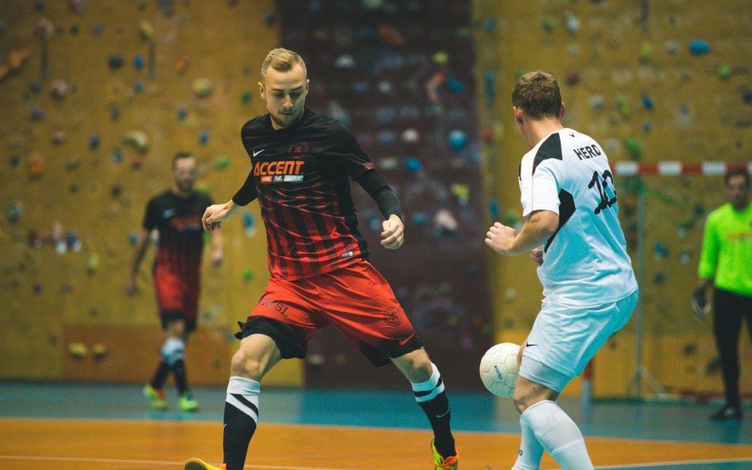 """""""Rozhovor"""" – Futsal mi chyběl, ale také skvělý kolektiv, hlásá staronová posila KAREL KNEJZLÍK !!!"""