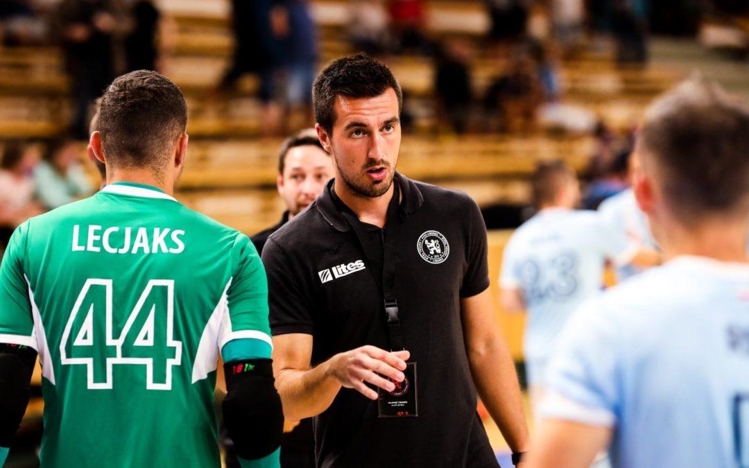 """""""Rozhovor"""" – Futsal je v ČR na vzestupu a já věřím, že i my mu děláme v Liberci dobrou reklamu !!!"""