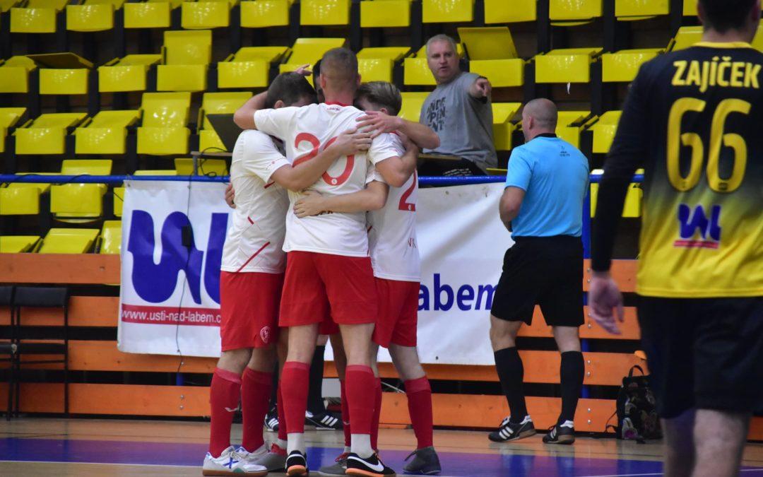 """""""A"""" tým – Liberečtí přesvědčivě zvítězili na půdě ústeckého Rapidu ! Vogt si připsal svou první nulu v nejvyšší soutěži !!!"""